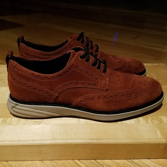 e92cbc70ff1b Cole Haan Grand Evolution Wingtip Oxfords -0318